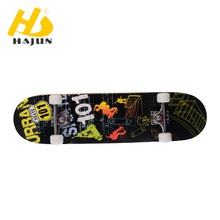 Economic and reliable blank surf skateboard long maple skateboard with fast delivery