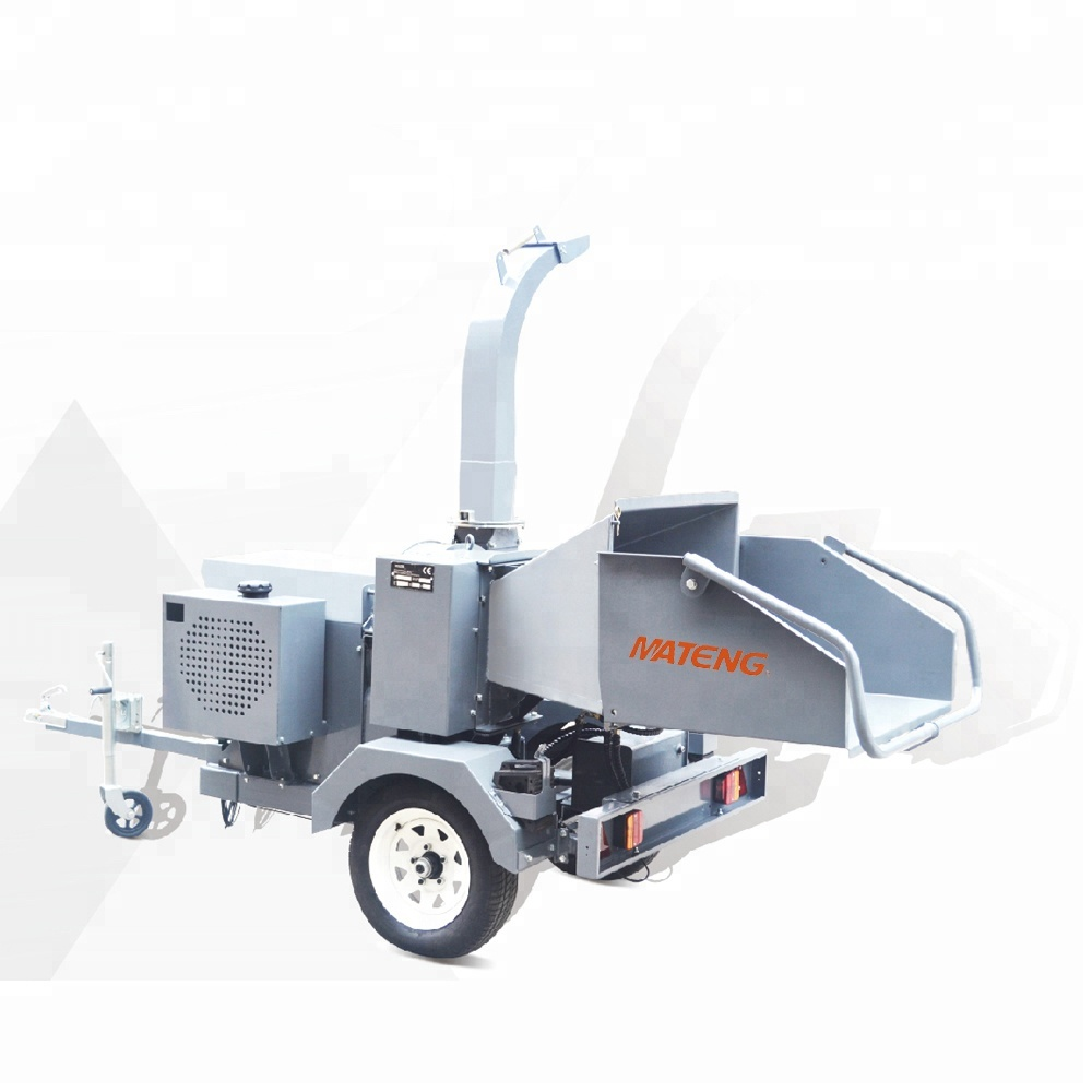 Mateng wood chipper shredder machine price for sale