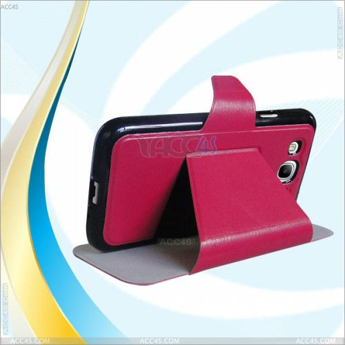 High Quality Flip Mobile Phone Case for Samsung I9150 Galaxy Mega 5.8 I9152 Leather Case P-SAMI9150CASE019