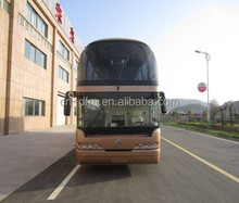 60 seater luxury tour bus sale with best price and strong quality