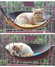 2017 Doglemi cat lounger Cage hammock bed soft cat bed