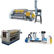 China best sale single facer machine , 2 ply corrugated paperboard making machine