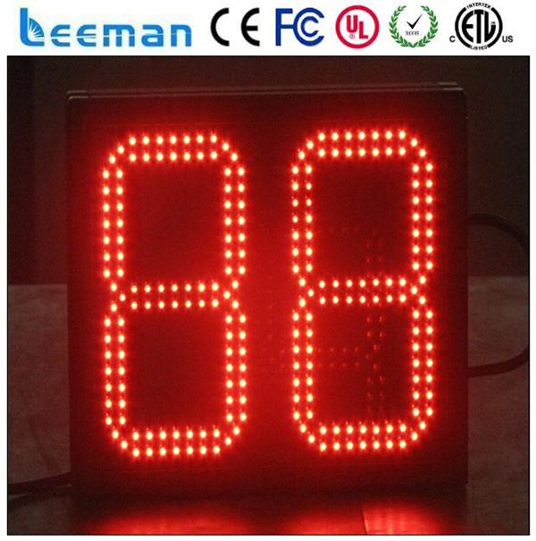 countdown digital timer digital plastic stopwatch led digital number display