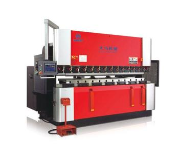 High Quality 3200*8mm hydraulic bender machine/4 axis CNC Press Brake