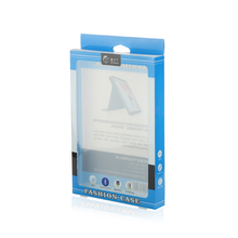 ODM printed transparent clear PET PVC PP Plastic Box Packaging ipad Box