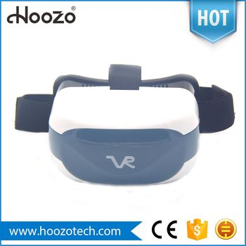 Virtual Reality Headset 2nd generation 3d vr box,3d glasses vr box