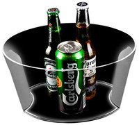 Acrylic PS Exclusive Stackable 6L Ice Bucket