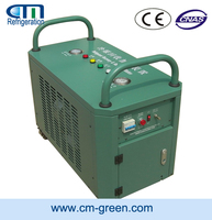 Refrigeration Service Tool Refrigerant Recovery Machine for Screw Units