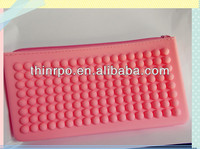 Newest style silicone wallet for ladies