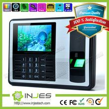 INJES Top Sell Device Waterproof Outdoor TCP IP Intelligent Biometric Attendance System