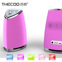 home party bluetooth speaker, combination of LED lights, disco effect