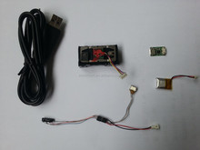 Smallest magnetic card reader 3 track head Mini010 msrv010 Msr 009,MSR 008,MSRV 007, msr 206