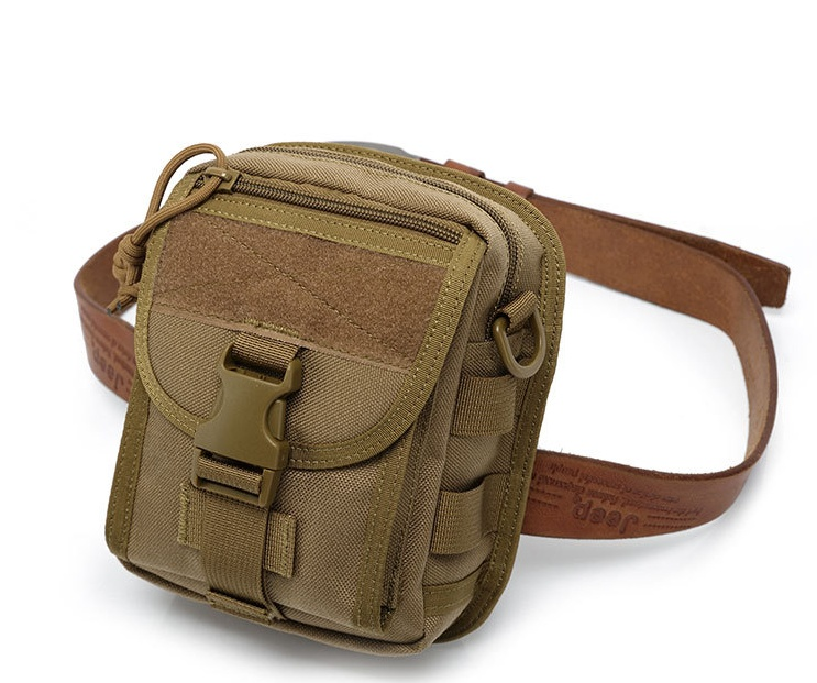 multifunction military bum belt <strong>bag</strong> hip pouch tactical shoulder <strong>bag</strong>