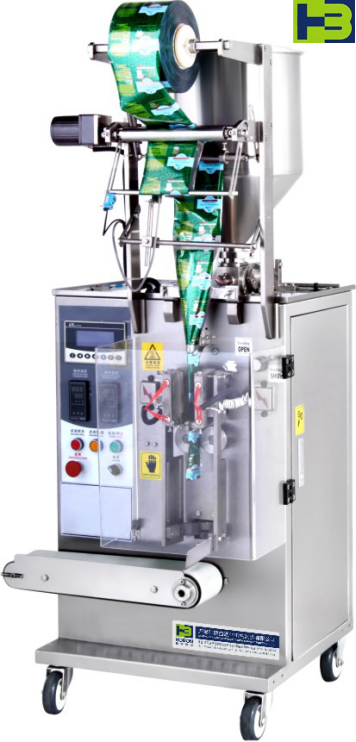 Automatic small salt packaging machine