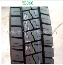 shandong factory directly supply yinbao yb866 truck tire price