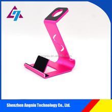 Hot Selling Charging Stand 2 in 1 Stand Holder For iPhone 6/Charging Stand For Apple Watch