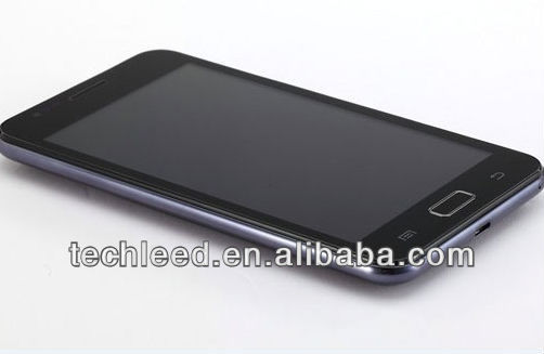 alibaba express cheap price generic phone N9000 QHD android of mobile wholesale china 5.3 inch MTK6577