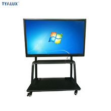 Customized IR touch interactive whiteboard LCD board