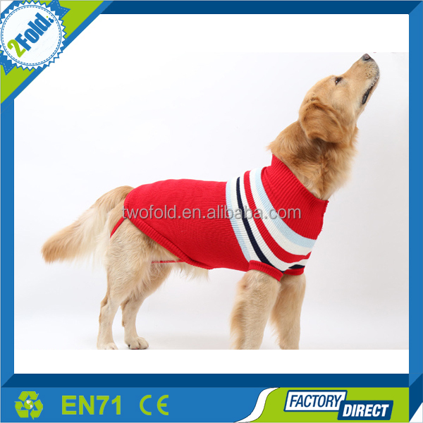 High Quality Spring Autumn Big Dog Clothes Coat Jacket Clothing for Dogs Large Size