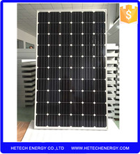 import best efficient price per watt yingli solar panel 265wp 24volts from china direct