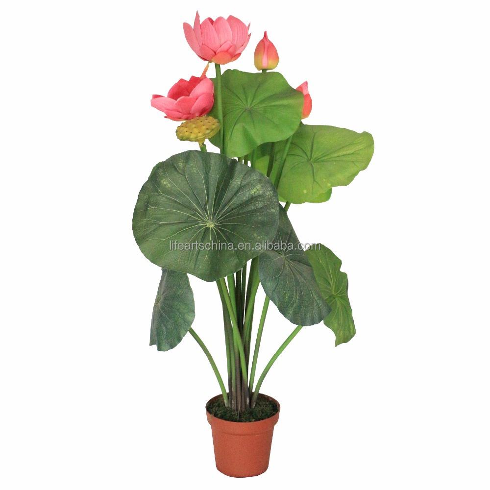 Artificial Flower 120cm Artificial Lotus Flower View Artificial