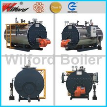 2016 hot sale natural gas burners for steam boiler