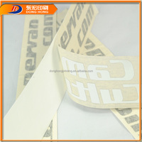 Outdoor durability car labels car wrap sticker cars stickers design