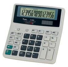lowest price electronic 16-digit big size desktop calculator