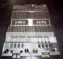Multicavity High Accuracy Toothbrush Injection Mold