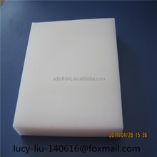 green extruded UHMWPE /HDPE sheet 20mm thickness