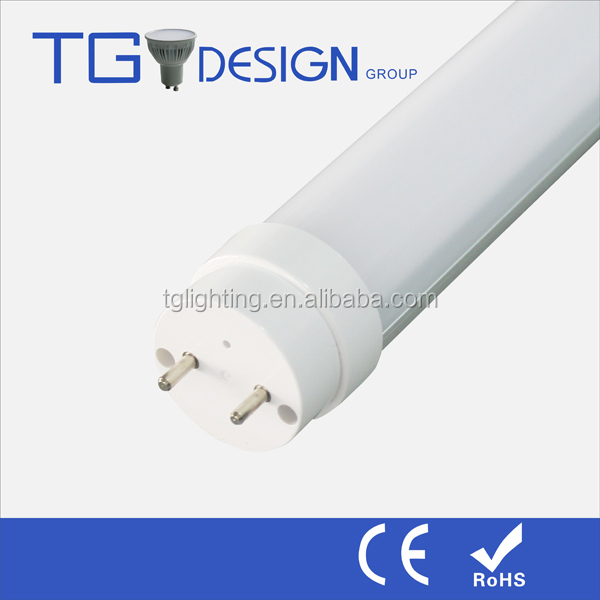 120cm 4 Ft 18w T8 Pure White LED Fluorescent Replacement Tube Light 2000K 120 LEDS