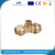 Brass Compression Fittings for PE Pipe - Male Tee