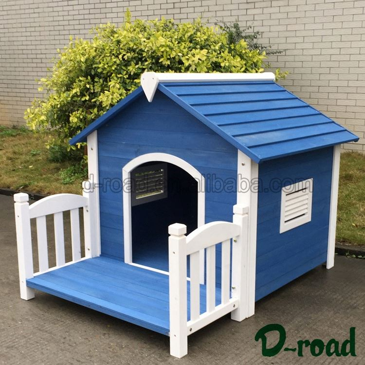Custom Shape Printed Water Proof Heated Dog Kennel Wholesale