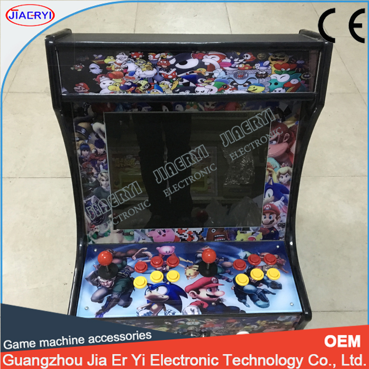 Include 520 games 2016 New Amusement Coin Operated Pandora box 3 Video Game Machine