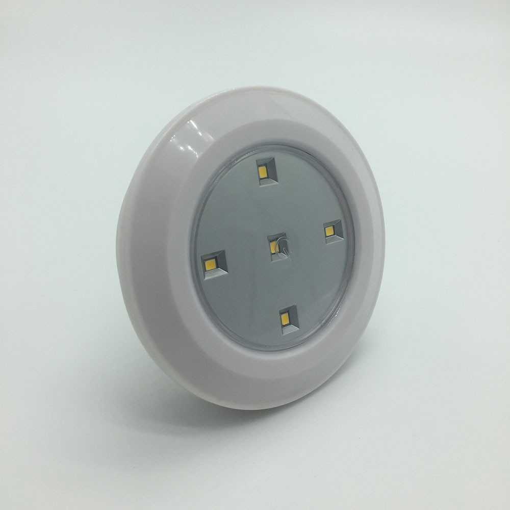 BSCI factory Shanhuang 5pcs COB touch light switch LED Touch Light