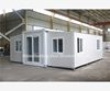 Environmental FriendlySale double door expandable container house