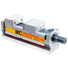 Universal vise cnc precision powerful tilting vice