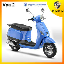 ZNEN MOTOR The new generation of popular,classical and retro 50cc gas cooler scooter