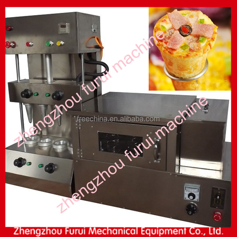 2014 Hot Sale Stainless Steel Rotary Oven Baking Pizza with CE Approval