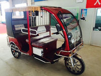 chinese passenger 3 wheel electic rickshaw for sale