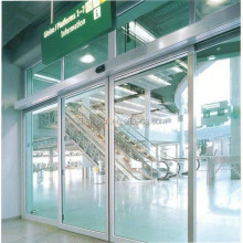 ZG 41 Tempered glass automatic sliding sensor door