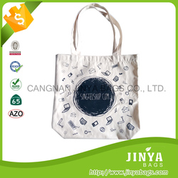 China suppliers wholesale shoulder canvas bag