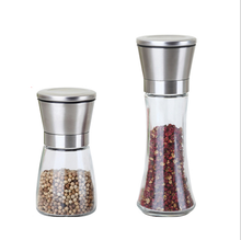 Adjustable Grinding Design Spice Pepper Sea Salt Grinder