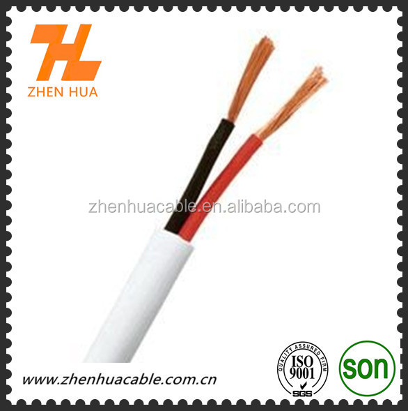 2-core Speaker Cable Stranded plain annealed copper wire