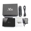 hot-sell X92 S912 Android 7.1 Octa core 3GB 32GB tv box, X92 S912 set top box