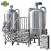 Complete All Grain Used 1bbl 3bbl 5Barrel turnkey Electric Beer Brewing System