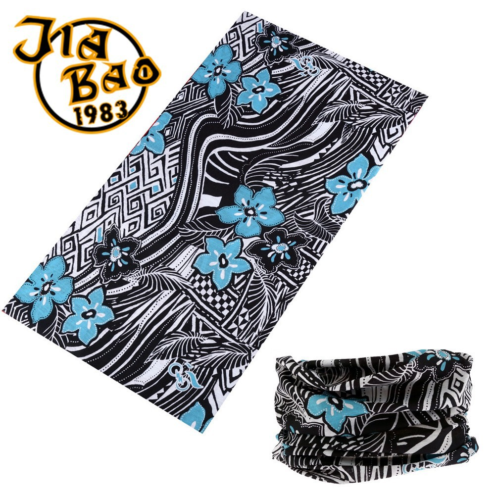 2015 New Products Test AZO free Fashion Magic Neck Tube Cooling Bandana /Elastic Bandana for outdoor sport