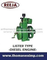 slow speed diesel engine to run all types of Agricultural machineries