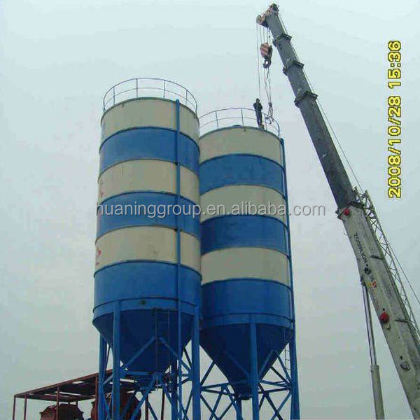 Reliable Sealing Cement Silo Used 30T, 50T, 60T, 80T, 100T, 150T, 200T for Sale