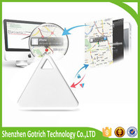 electronic gift phone anti lost alarm finder anti lost and gps key tracker
